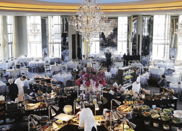 The Rainbow Room Reopens – The Associated Press